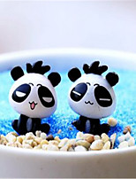 E Micro-Moss Micro-Landscape Decorative Ornaments Cute Cartoon Panda Ornaments Were Shipped