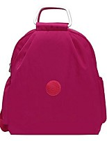 Unisex Nylon Casual Backpack