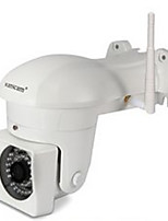 720P HW0023 HD Outdoor Waterproof Night Vision Security Network Camera