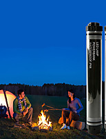 IP68 Waterproof LED Lamp Light 2600mAh Powerbank Emergency Camping Light