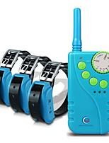 Chien Entraînement Clickers / Electronique / Accessoires de comportementEtanche / Réfléchissant / Portable / Sans fil / Anti Bark /