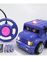 Auto Da corsa 566-4C 1:10 Elettrico con spazzola RC Auto / 2.4G Blu Pronto all'uso Auto di controllo remoto