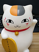 Natsume Yuujinchou Cosplay PVC 16cm Anime Action Figures Model Toys Doll Toy Nyanko-sensei