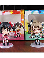 Love Live Kotori MinamiNiko Yazawa PVC 9cm Anime Action Figures Model Toys Doll Toy 1set