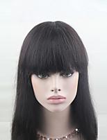12 couleur naturelle brazilian vierge perruque bob cheveux humains pour les femmes noires
