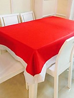 Christmas Items Christmas Decorations 132 * 178Cm Super Long Tablecloths