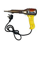 pistola de aire caliente termostato de soldadura pistola de plástico de soldadura de plástico pistola de plástico pistola de soldar