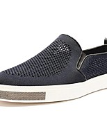 Men's Loafers & Slip-Ons Spring / Summer / Fall Comfort Fabric Casual Flat Heel Others Blue / Gray Others