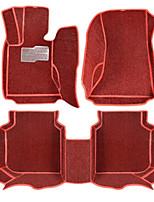 Car Floor Mat Carpet Yarn Circle For Land Rover Freelander