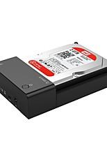 Orico тип c3 6518 - с диска коробка настольного ноутбука 2,5 дюйма 3,5 дюйма с общей базой на жестком диске случайный цвет