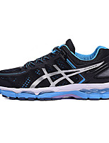 ASICS GEL-KAYANO 22 T548N Running Shoes Men's Trainers Anti-Shake/Damping / Cushioning / Wearproof Breathable Mesh EVA Running/Jogging Sneakers