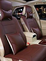 высококлассные полный подушки кожаные сиденья автомобиля с четырех сезонов общие поставки автомобилей