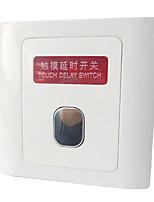 embalagem de dois para vender interruptor de atraso de tempo de indução controle de toque parede