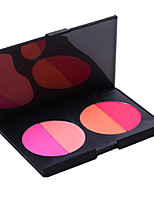 Blush Powder Coloured gloss / Long Lasting / Fast Dry Face 4 Color