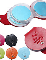 Nail Tool 6cm Printing Plate Storage Card Package Manicure Circular Plate Round Card Package