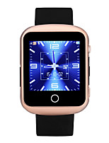 CARDMISHA Smart Watch Micro SIM Card Bluetooth4.0 iOS / Android Message Control 128MB Camera