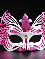 (Couleur aléatoire) 1pc costume de halloween boîte masque orteil ornements