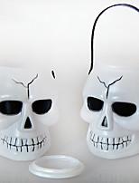 1pc de halloween barils de lampe costumes accessoires de fête