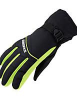 Ski Gloves Women's / Men's / Unisex Activity/ Sports Gloves Keep Warm / Waterproof Ski & Snowboard / Snowboarding / Motorbike PUSki