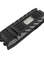 Beleuchtung LED Taschenlampen LED 85 Lumen 3 Modus LED Lithium-Batterie Abblendbar / Wiederaufladbar / Kompakte Größe / WinkelkopfCamping