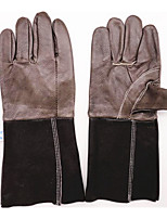 Welding Welders  Labour Protection Gloves Length 38 CM