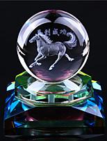 Animaux / Niches Cristal Moderne/Contemporain / Traditionnel / Bureau / Affaires Intérieur Accessoires décoratifs