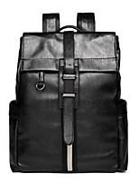 Men Casual Backpack PU