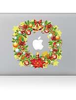 Wreath Decorative Skin Sticker for MacBook Air/Pro/Pro with Retina