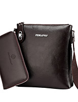 Men PU Formal / Casual / Office & Career Shoulder Bag