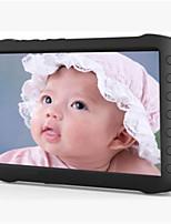 800X480pix 120 CMOS système sonnette Sans fil Sonnette vidéo Multifamilial