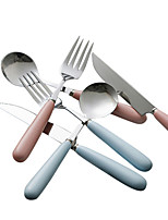 1-Piece Slap-Up Western Restaurant The Kitchen Utensils Stainless Steel Children knives And Forks