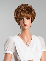 Hot Sale Curly Short Capless Wigs Human Hair 8 Inchs