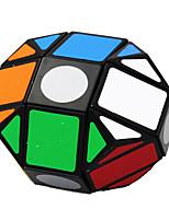 LanLan® Гладкая Speed Cube Чужой профессиональный уровень Кубики-головоломки черный увядает Гладкая наклейки / Анти-поп Пластик