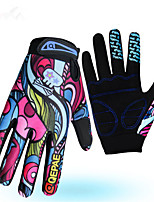 Gloves Sports Gloves Women's / Men's Cycling Gloves Autumn/Fall / Winter Bike GlovesKeep Warm / Anti-skidding / Wearproof / Reduces