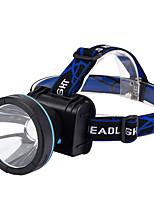 Beleuchtung Stirnlampen LED Other Lumen 1 Modus - Lithium-Batterie Abblendbar / Wiederaufladbar / Super Leicht / Hohe KraftCamping /