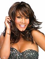корпусных волна синтетический парик волос женщин / парик моды классический стиль для чернокожих женщин