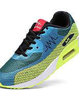 יוניסקס-נעלי אתלטיקה-בד-נוחות-שחור כחול אדום-יומיומי-עקב שטוח
