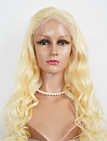 Human Hair Lace Wigs Body Wave #613 Human Hair Lace Wigs Lace Front Celebrity For Women