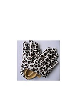 (NOTE - LEOPARD GRAIN COLOR) SHOW PERFORMANCES GLOVES AND HAND GLOVES