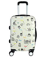 Unisex Plastic / Metal Outdoor Luggage