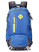 Men Nylon Sports / Outdoor Backpack Blue / Green / Red / Black