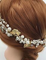 Dame Rhinestone / Legering / Akryl Headpiece-Bryllup / Spesiell Leilighet / Avslappet Pannebånd / Blomster 1 Deler
