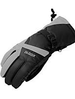 Ski Gloves Winter Gloves Men's Activity/ Sports Gloves Keep Warm / Anti-skidding / Waterproof Ski & Snowboard / Snowboarding / Motorbike