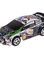 WLToys 124 /2.4G Electric Remote Control Car Remote Control Car / USB Data Cable