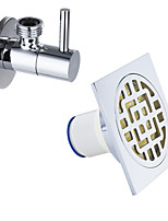 Набор аксессуаров для ванной / Хром12*11*8.5cm /Медь /Современный /12 11 0.6