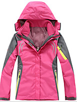 Hiking Softshell Jacket Women's Thermal / Warm / Quick Dry / Windproof / Ultraviolet Resistant / Wearable