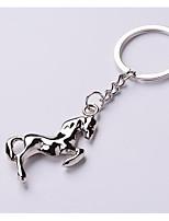 лошадь логотип кольцо для ключей брелок для FERRARI логотип автомобиля брелок для ключей