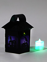 (Pattern is Random)1PC Halloween  Witch Lanterns Costume Party Props