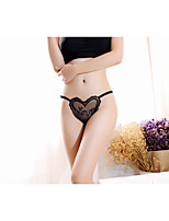 Sexy Lady Lace Love Women Panties 2016 New Transparent Tied Briefs 4 Colour For Choose Lady G-string