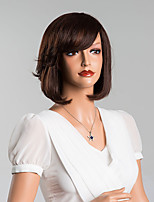 Stylish Charming Silky Bob Straight Capless Wigs High Quality Human Hair